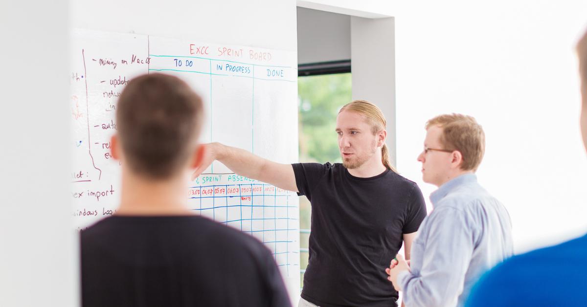 how we work at Pragmatic Coders
