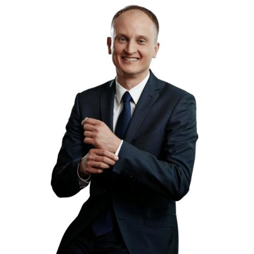 webinar expert - Jarek